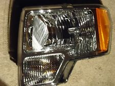 OEM 2009-2014 FORD F150 LH DRIVERS HEADLIGHT