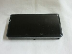 A246 Nintendo 3DS console Cosmo Black Japan fx