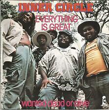 INNER CIRCLE Everything is great FRENCH SINGKE ISLAND 1979