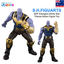 S.H.Figuarts SHF Avengers Infinity War Thanos Action Figure Toy