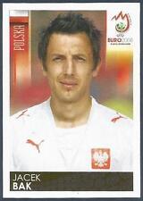 PANINI EURO 2008- #237-POLSKA-POLAND-JACEK BAK