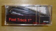 DIMARZIO dp181 FAST TRACK 1-HOT Fender Strat Bridge Pickup or Ibanez HSH Middle
