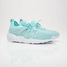 Puma Blaze of Glory Soft Mens Trainers Shoes Size UK 7.5 /EU 41 Aruba Blue (MGM)