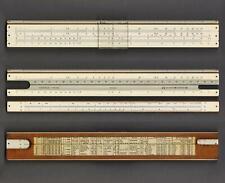 Faber Castell 1/60/360 Mannheim Slide Rule, 1937