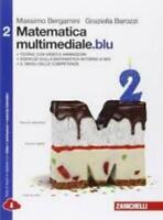 Matematica multimediale.blu vol.2 Bergamini/Trifone ZANICHELLI 9788808536440