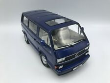 VW T3 Multivan Limited Last Edition 1992 - blau - 1:18 KK-Scale  >>NEW<<*