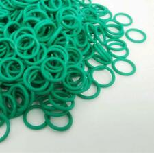 US Stock 50pcs 11mm OD 8mm ID 1.5mm Dia FKM Viton Seal Fluorine Rubber O-Ring
