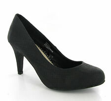 Fiore Stiletto Court Shoes for Women