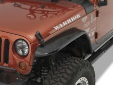 Fender Flare-Tube Front Warrior Products S7301 fits 97-06 Jeep Wrangler