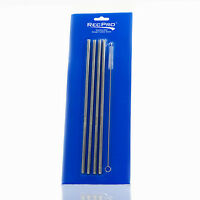 4 Pack Of RecPro Stainless Steel Straws For Yeti Rambler, RTIC & RecPro Tumbler