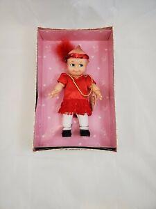 NIB Rose O'neill's Kewpie Doll as The Flapper by Jesco