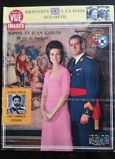 Magazine Point de Vue 12/5/1972; Sophie et Juan Carlos/ chez l'empereur d'Ethiop