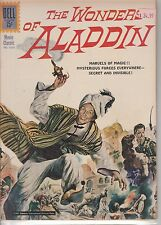 Four Color #1255 -The Wonders of Aladdin VF+ CR/OW DELL
