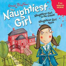 The Naughtiest Girl: Naughtiest Girl in the School & Naughtiest Girl Again by Enid Blyton (CD-Audio, 2007)