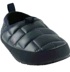 The north Face Youth Size 10 Thermal Tent Mule II Slipper Shoes New