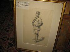 LIEBERMANN Max, *1847 Seltene Lithographie !!!!!!
