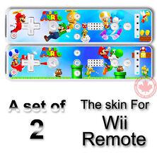 SUPER MARIO NEW SKIN STICKER FOR NINTENDO Wii Remote #2