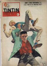 TINTIN 567 BE 1959  QUEBEC / USINE DUVOIR CT