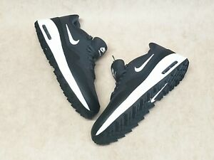 Nike Air Max 1 G Golf Black Anthracite CI7576 001 Men's Golf Shoes Size 10.5