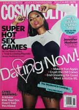 Cosmopolitan November 2017 Jennifer Hudson Dating Now Sex Games FREE SHIPPING sb