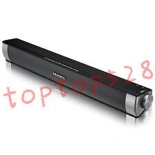 Sound Bars For Flat Screen TV Computer Sound Bar Video System Bluetooth Speaker
