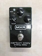 MXR CARBON COPY ANALOG DELAY EFFECTS PEDAL M-169