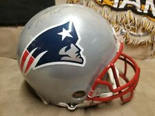 Tom Brady Signed Full Size Patriots Authentic Helmet Autographed TRISTAR COA