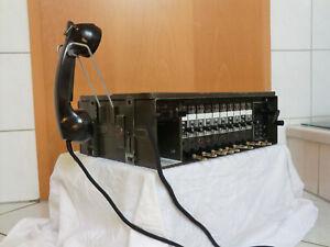 Fernsprechvermittlung 10/OB   (Z021)