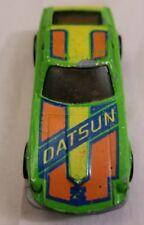 Hot Wheels Vintage Speed Machines Datsun Z Whiz Rare Lt. Green 1983