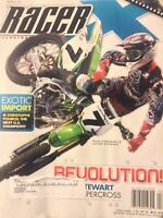Racer X Magazine James Stewart Christophe Pourcel April 2007 121818nonrh2