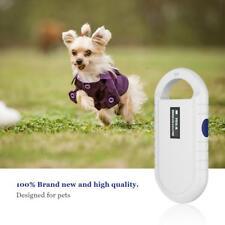 MIni Animale Microchip RFID Riconoscimento Scanner Lettore Per Cane Gatto