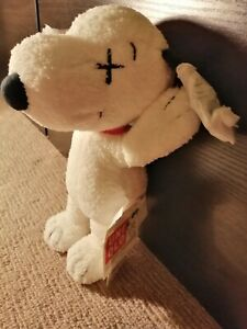 KAWS x UNIQLO x Peanuts Snoopy Plush (Small) (White)