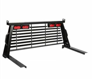 B&W For 09-19 Ram1500& 2500 &3500 Hitches Black Head. Rack  Protector PUCP7522BA