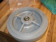 scaffold replacement  wheels 8 x  2 with 1/2 hole