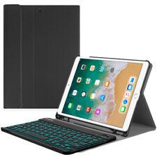 "For iPad Air 10.5"" 3rd Gen 2019 Slim Case Cover w/ Backlight Bluetooth Keyboard"