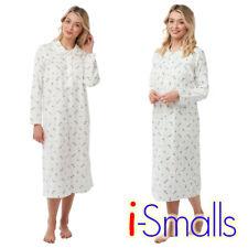 i-Smalls Ladies Winceyette Brushed Cotton Brushed Cotton Nightdress