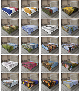 Ambesonne Dutch Flat Sheet Top Sheet Decorative Bedding 6 Sizes