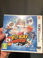 Yokai watch juego Nintendo 3DS