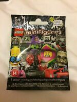 LEGO MINIFIGURES SERIES 14 TIGER WOMAN - BRAND NEW/FACTORY SEALED PACKET