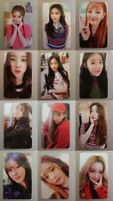 LOT of 12 (G)-IDLE G-IDLE Authentic Official PHOTOCARD 1st Album I am LATATA 아이들