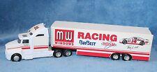 Rare Vintage 1995 Preview Edition Semi Truck/Trailer MW RacingTeam Tony Labonte
