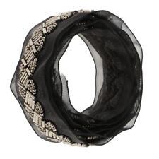 1yard Net Beaded Tulle Rhinestone Ribbon Lace DIY Garment Accessories Sliver