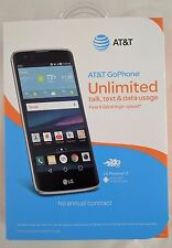 AT&T GoPhone LG Phoenix 2 4G Prepaid Cell Phone ** FREE PRIORITY MAIL **
