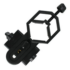 Universal Cell Phone Adapter Mount Connect for 25-48mm Spotting Scope Telescope