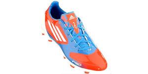 Adidas F10 TRX FG-Fußballschuh Nocken,infra red/run white,Gr. 42 + 43, NEU & OVP