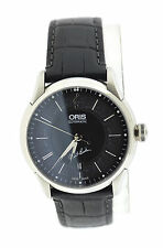 Oris Chet Baker Limited Edition Stainless Steel Watch 7591