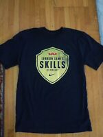 NIKE Lebron James SKILLS ACADEMY Shirt MEDIUM Basketball mens MEDIUM Tee Top
