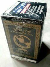 1993 Pro Billiards Factory Sealed Set 4 Efren Reyes Cards GOAT Team Philippines