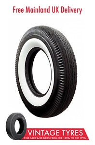 Universal 760-15 Whitewall Tyre SPECIAL OFFER 40% OFF
