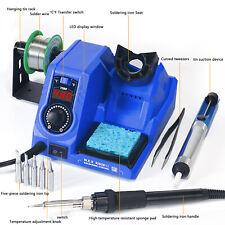 130w 8in1 Pcb Smd Smt Rework Soldering Station Iron Kit Digital Led Welding Tool